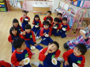 くまの幼稚園 クリスマス会